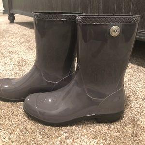 ☔️ Ugg Rain Boots